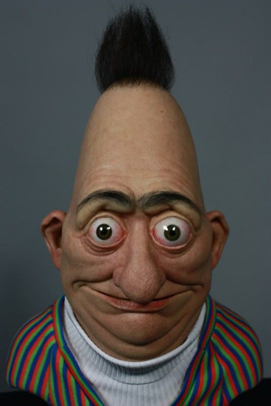 Bert Is That You Omg I Don T Even Want To See What Ernie Would