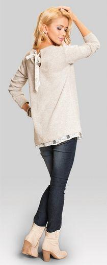 86ee3fa17227 Giacche   maglioni   Negozio vendita abbigliamento premaman online ...