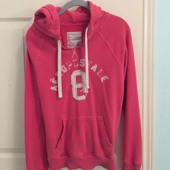 Aeropostale pullover hoodie Great condition! Also great to lounge in Aeropostale Sweaters