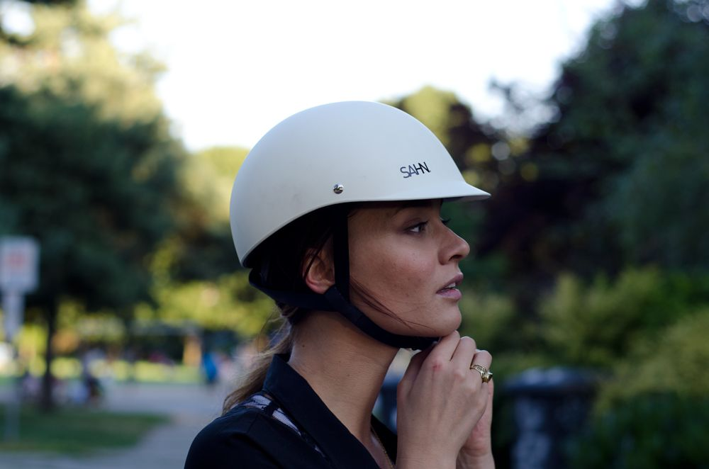 Equestrian Helmet By Stefan Wallmann At Coroflot Com Bicycle