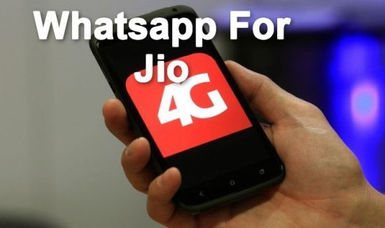 whatsapp apps download for jio phone