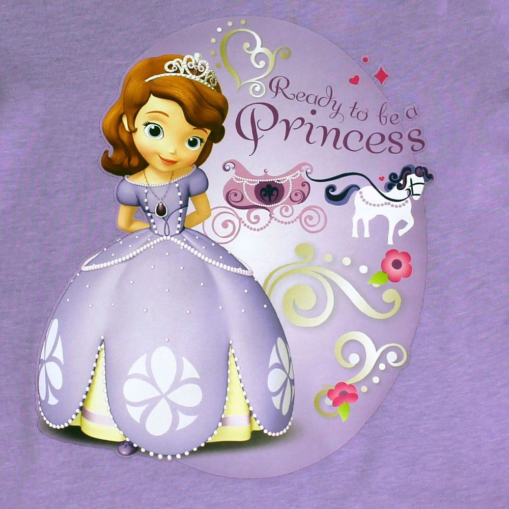 Disney Princess Sofia Disney Princess Sofia Long Sleeve