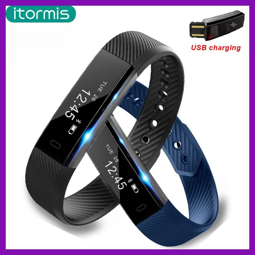 Itormis Bluetooth Smart Band Smartband Wristband Fitness Bracelet
