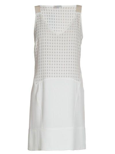 ALCAÇUZ Vestido Off White.