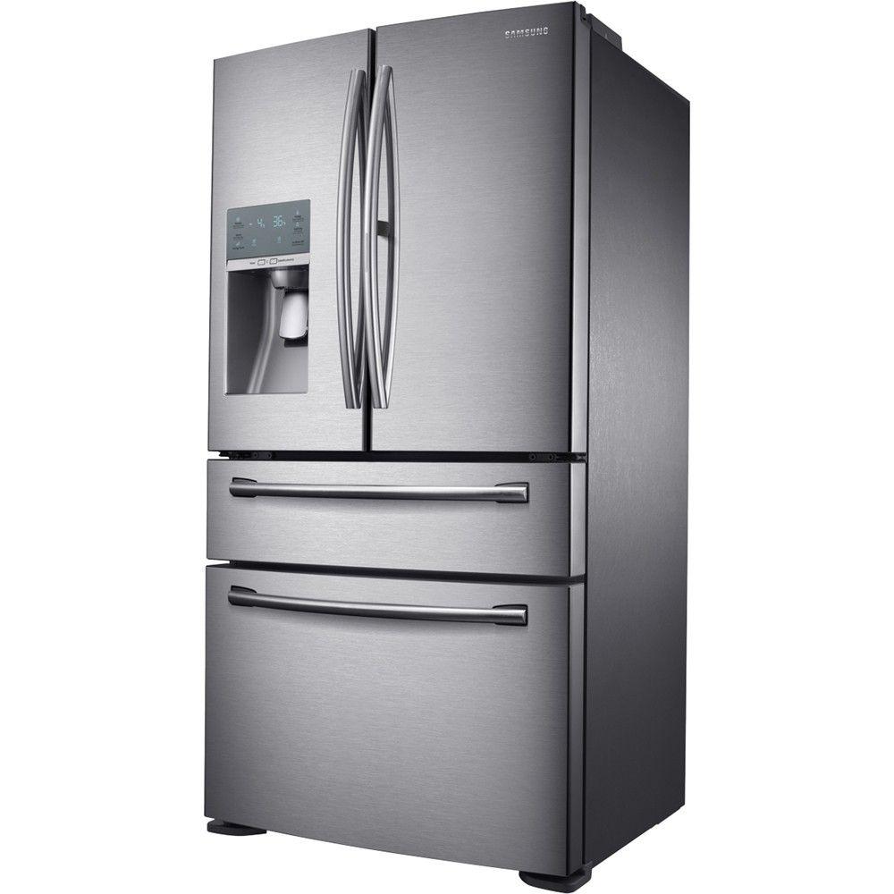 Marvelous Samsung   ShowCase 22.4 Cu. Ft. 4 Door Flex French Door Counter Depth  Refrigerator   Stainless Steel