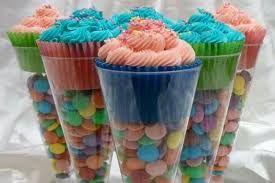 Resultado de imagen para mesa dulce para cumpleaños de4