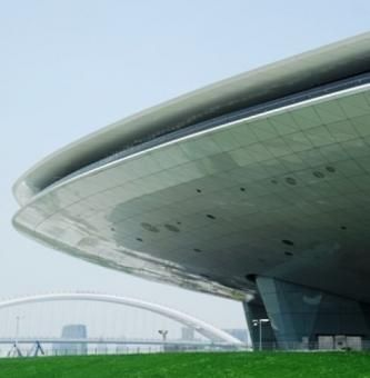 Shanghai World Expo 2010 by Euramax   #architecture #building #center #culture #modern
