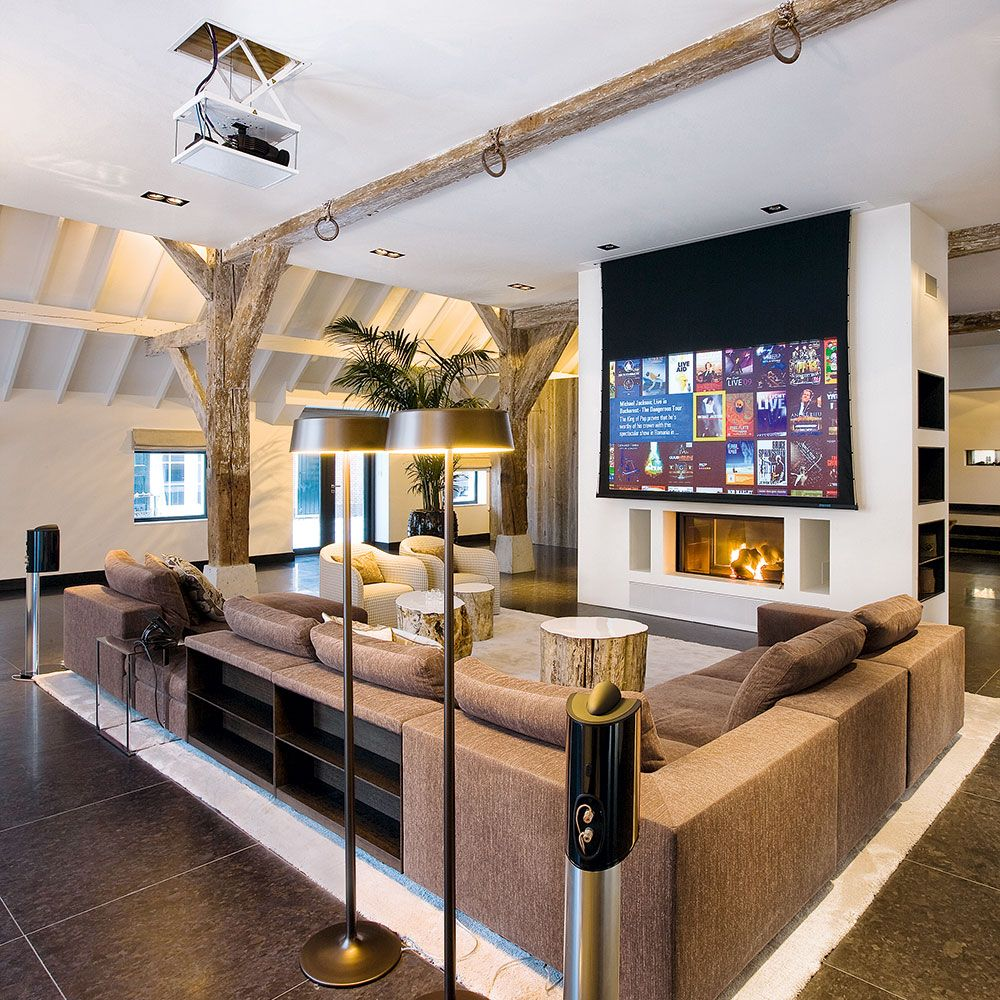 Alwinton Corner Sofa Handmade Fabric Living Room