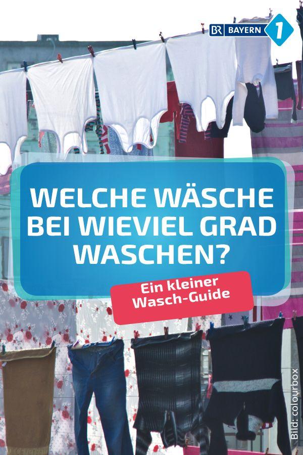 Unterwäsche Bei Wieviel Grad Waschen