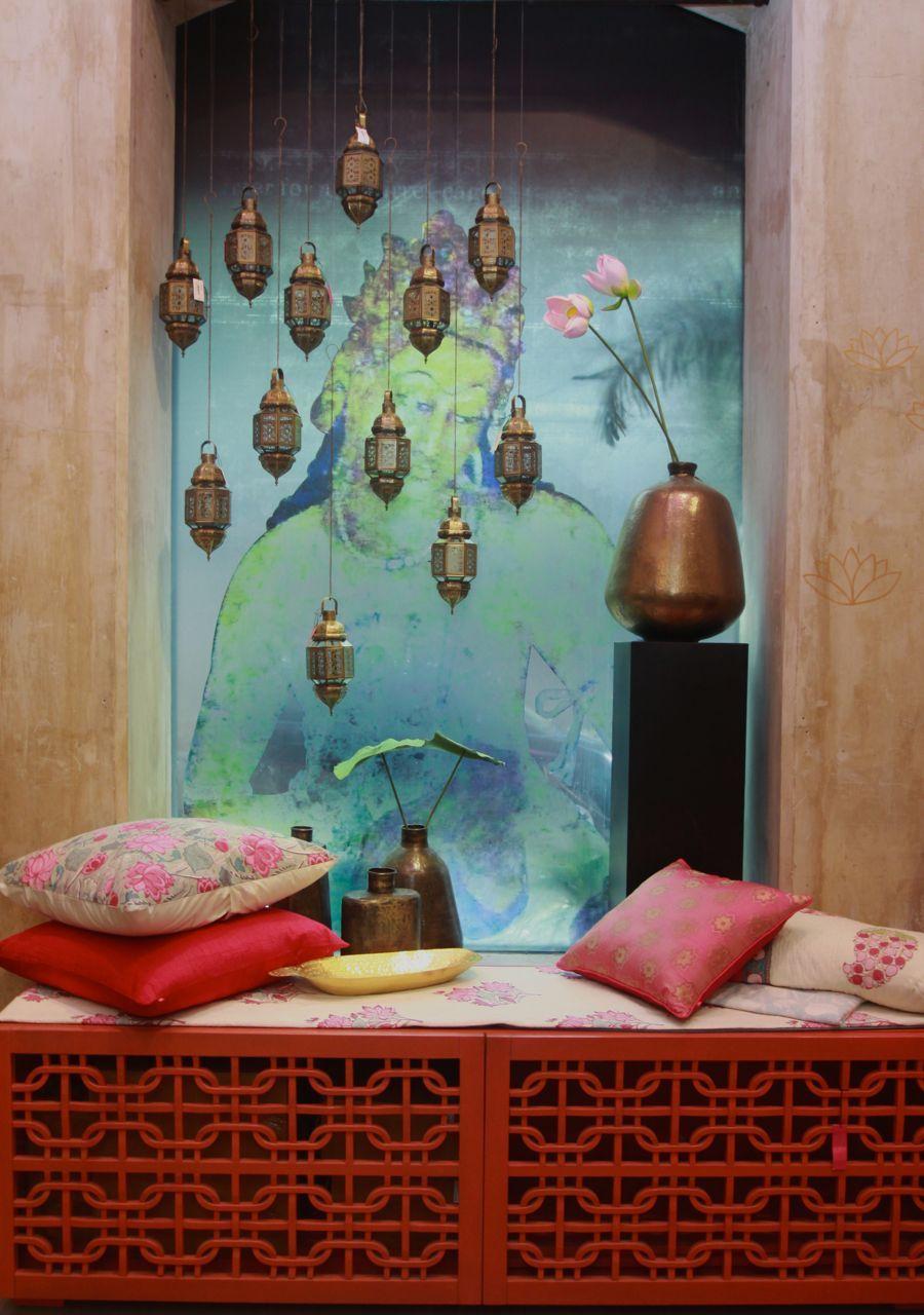 Eclectic Decor Bohemian Bedroom