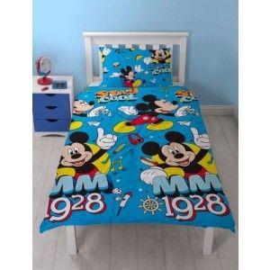 Mickey Mouse Sengetoj