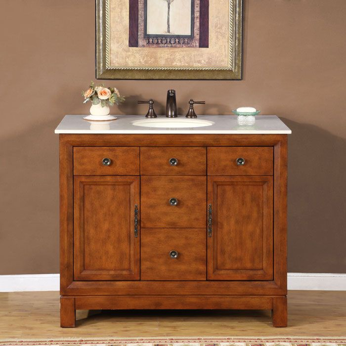 42 Inch Bathroom Vanity Cabinet. Bathroom Vanities Vanity Cabinets For Less