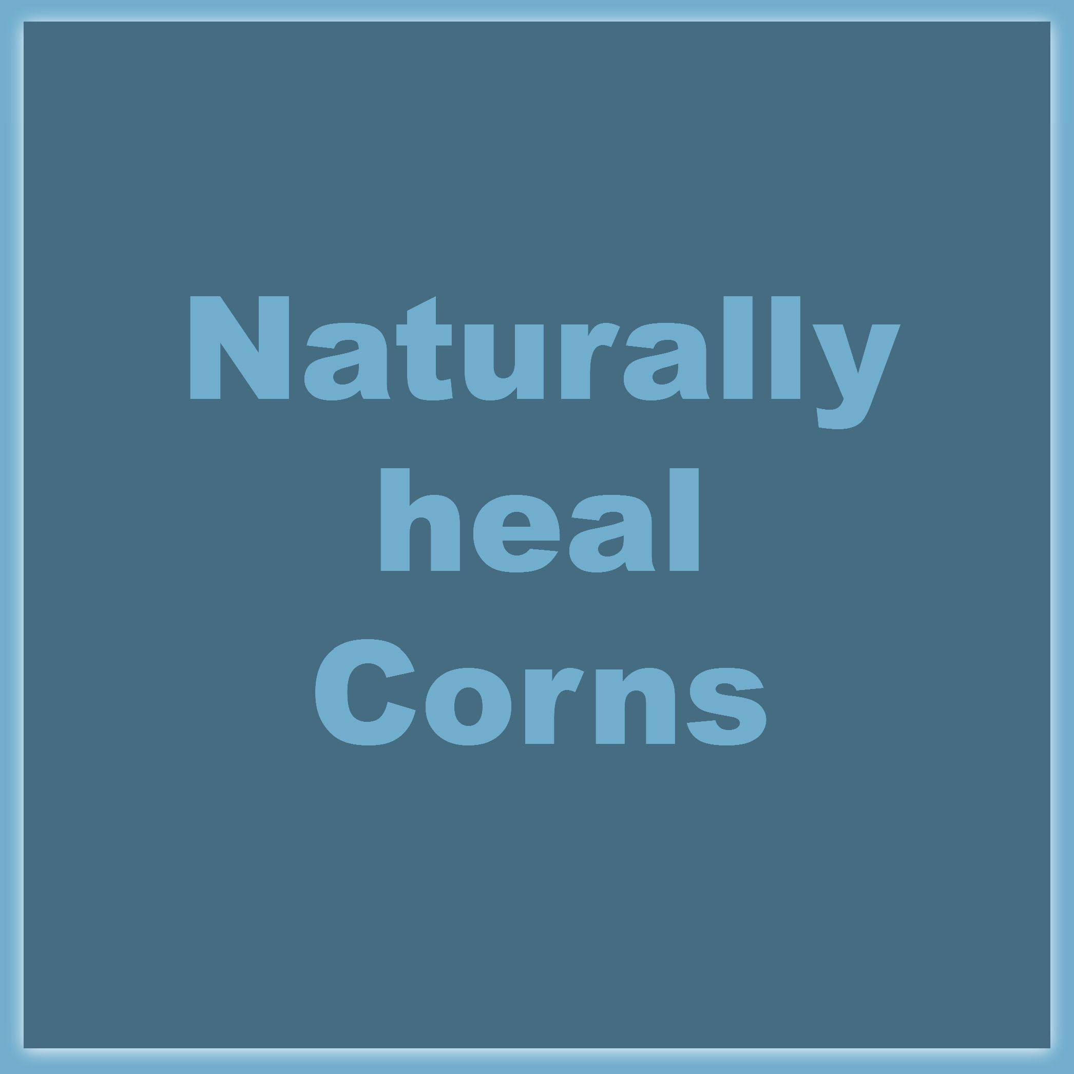 How To Cure Corns On Toes Naturally