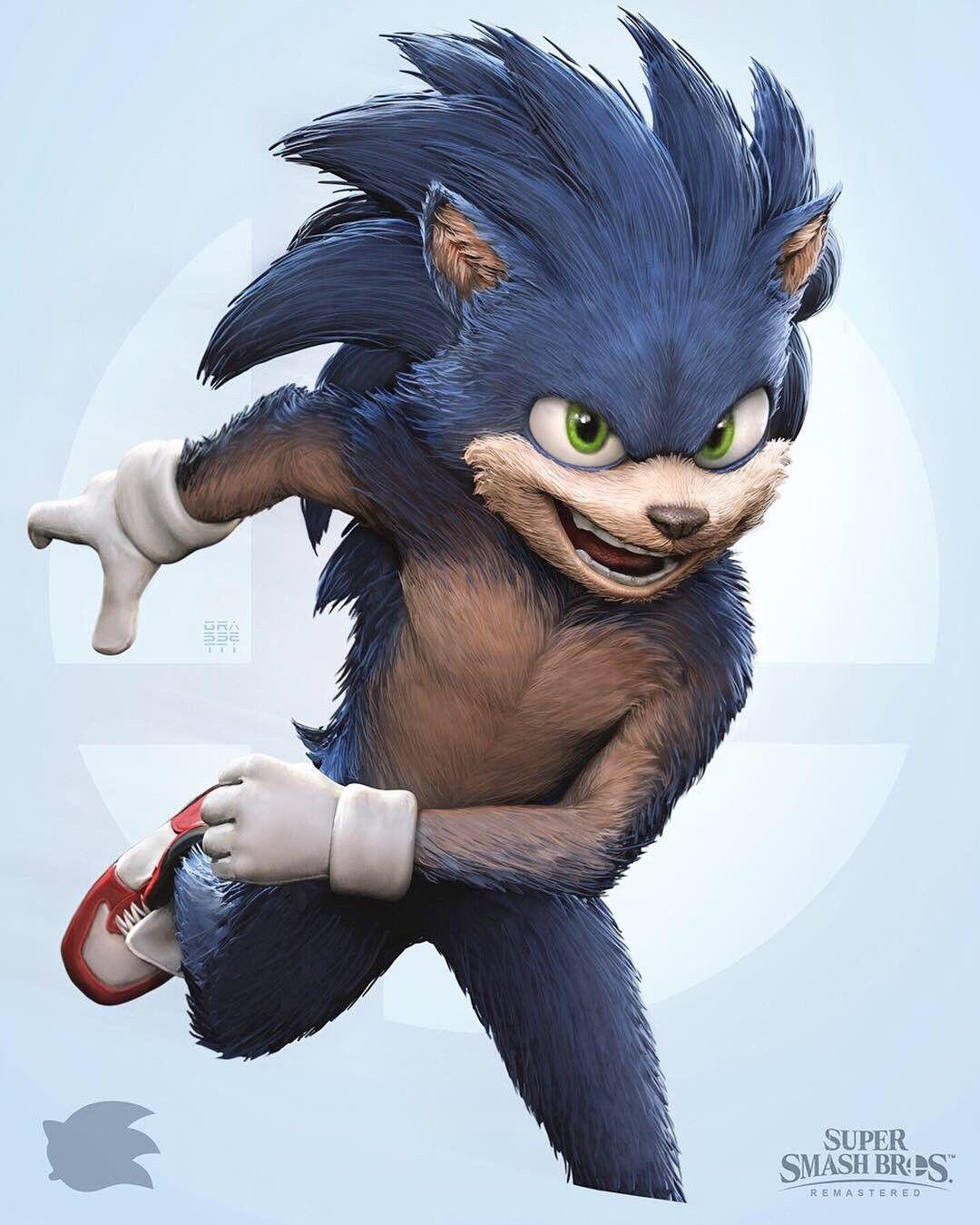 Sonic the hedgehog   Sonic <3 2   Super Smash Bros, Videojuegos