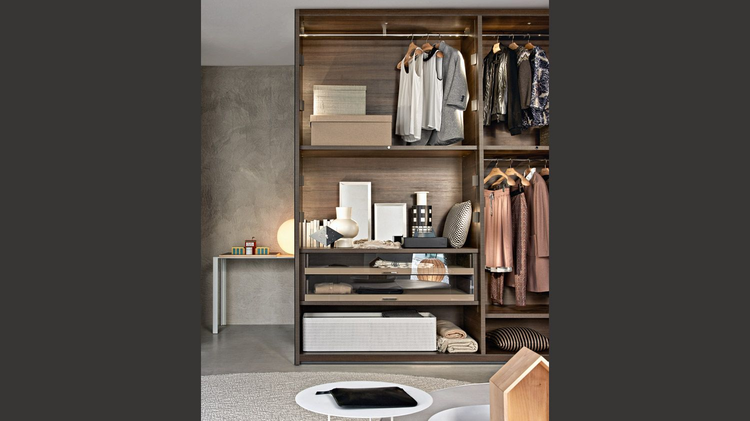Wackenhut Schlafzimmer ~ Gliss quick walk in closets molteni & c walk ins closets