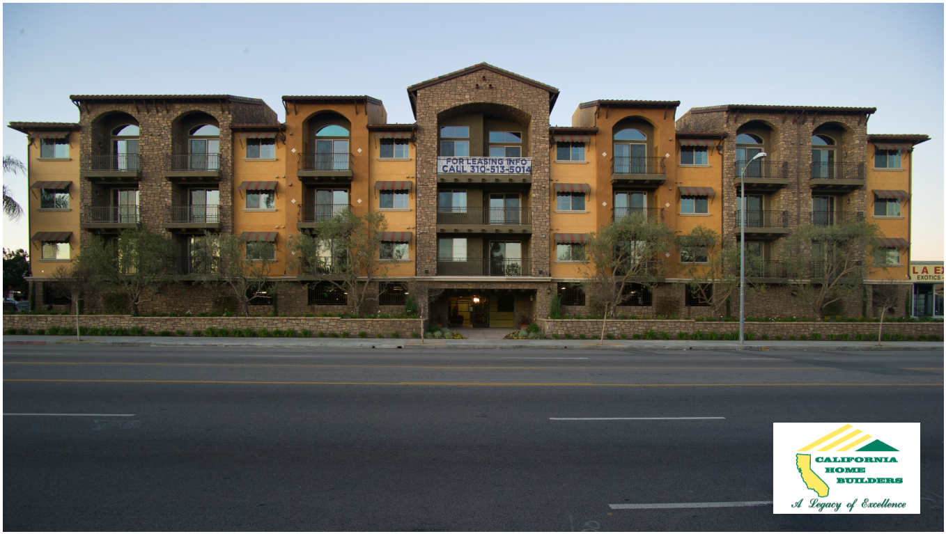 Mountain View Condos Luxury Apartments In Canoga Park By California Home Builders
