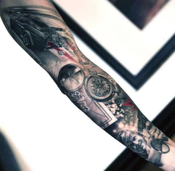Znalezione Obrazy Dla Zapytania Tattoo Wzory Przedramie