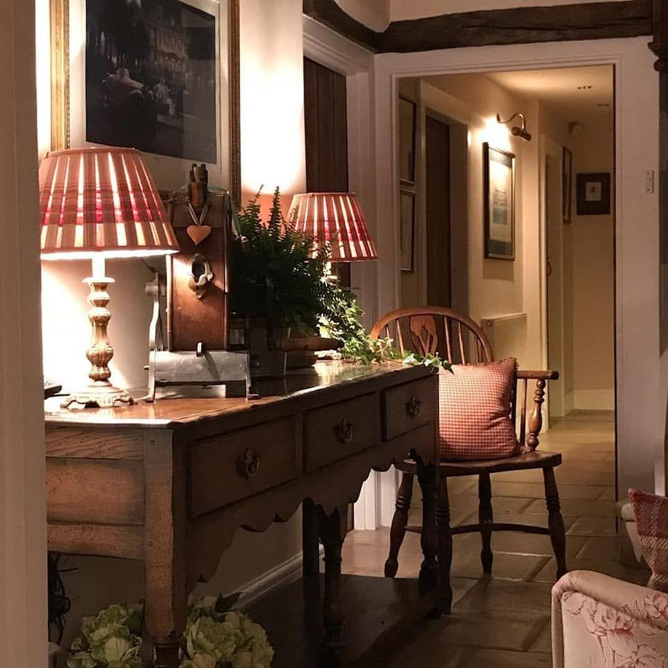 Uno strepitoso cottage inglese country chic for Faccende domestiche in inglese