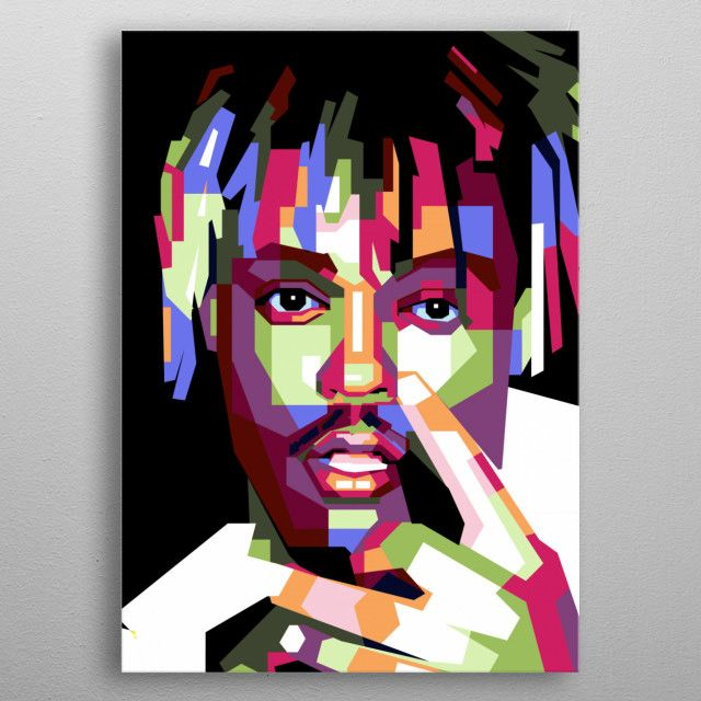 Juice WRLD 999 New Custom Art Poster Print Wall Decor