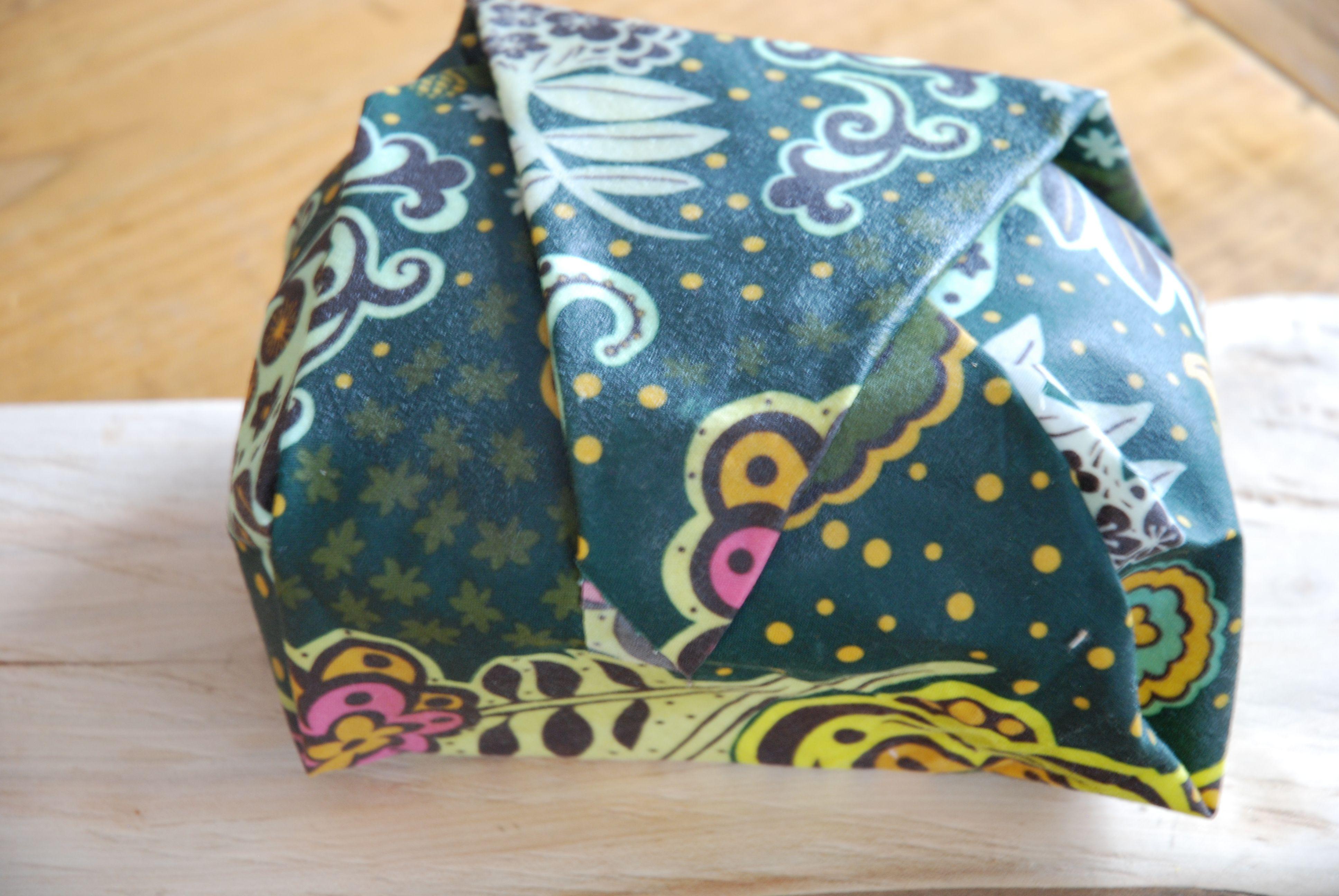 Beeswax & Resin Food Wrap | DIY and Crafty Crafts | Diy