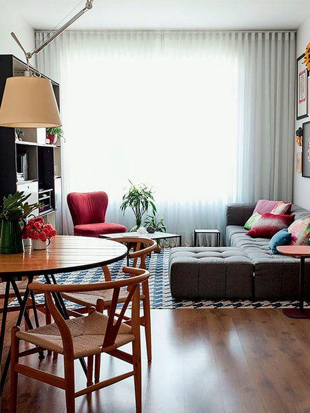 Salones Pequeños Donde Todo Es Posible Home Ideasdecorating Small