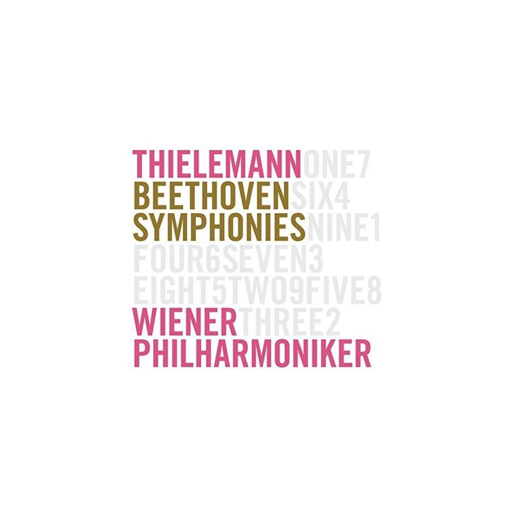 Christian Thielemann - Beethoven: Symphonies (CD)