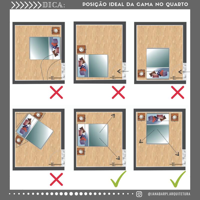 Photo of Dica posição da cama no quarto