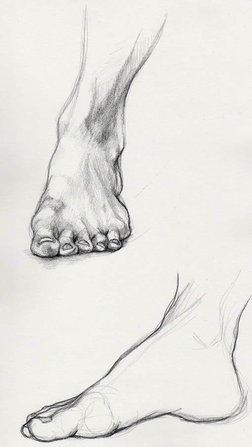 Dessin De Pied Humain drawing of feet - google search | resources - drawing in 2018