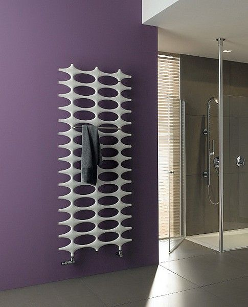 The modern Ideos design home radiator from Kermi is sure to