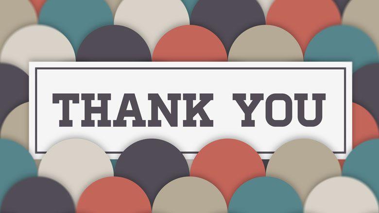 Variasi Ucapan Terima Kasih Dalam Bahasa Inggris Dan Jawabannya Desain Pamflet Terima Kasih Bahasa