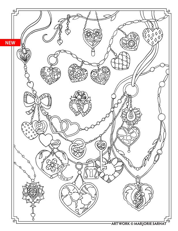 Fanciful Fashions Tattoo Coloring Book Coloring Pages Fashion Coloring Book