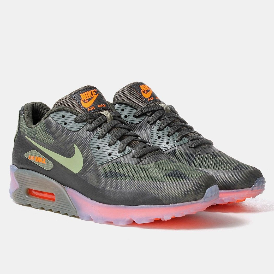 Nike Air Max 90 ICE QS Shoes Rough Green Nike air max  Nike air max