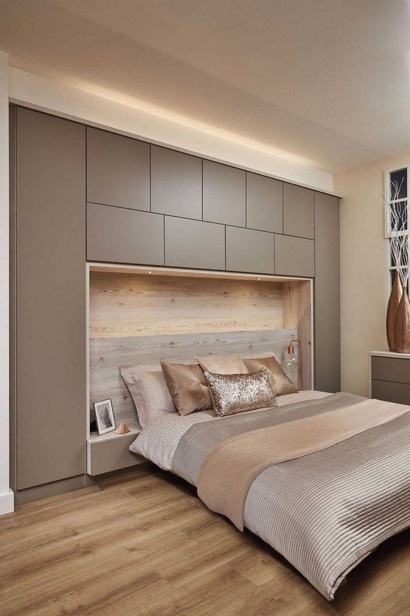 47 Minimalist Storage Ideas For Your Small Bedroom Modern Master Bedroom Design Small Master Bedroom Simple Bedroom Minimalist bedroom storage ideas