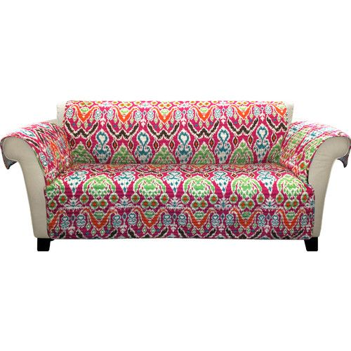 Found It At Wayfair Jaipur Ikat Loveseat Furniture Protector Furniture Loveseat Cushions On Sofa Furniture