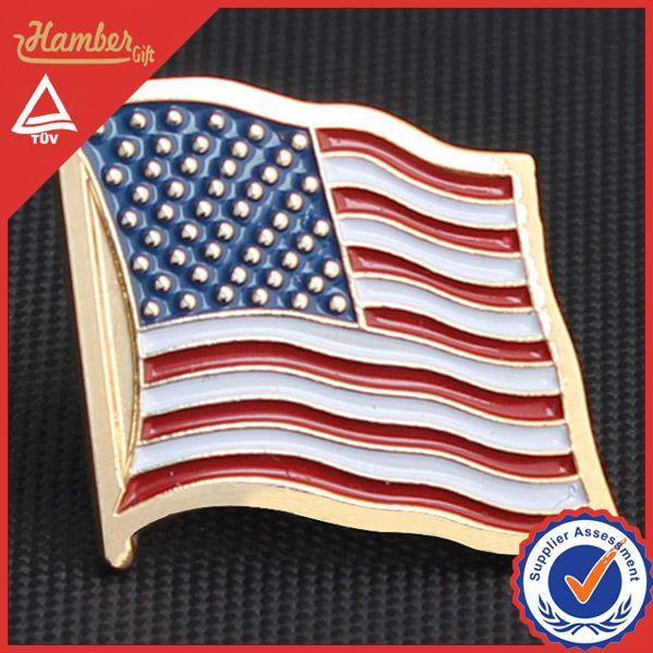 Soft Enamel American Flag Lapel Pin Buy American Flag Lapel Pin Country Flags Lapel Pins Military