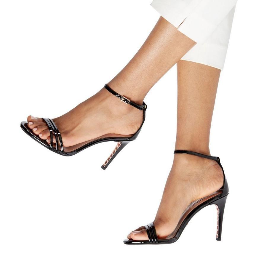 High Heel Sandal - black | Dune London