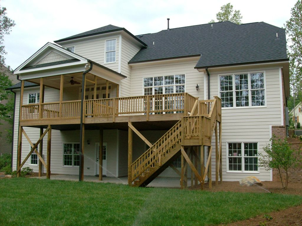Best Incorporate With Previous Sunroom Screened In Porch Photo 400 x 300
