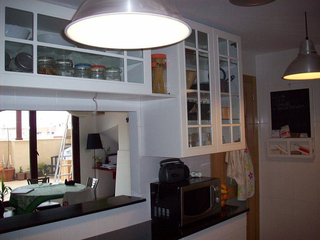 La cocina con pasaplatos de ro100 decorar tu casa es for Ideas para decorar la cocina