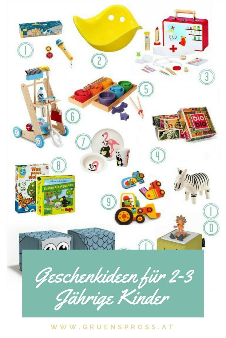 Geschenkideen für 2-3 Jährige Kinder / Gewinnspiel Hoxbox ...