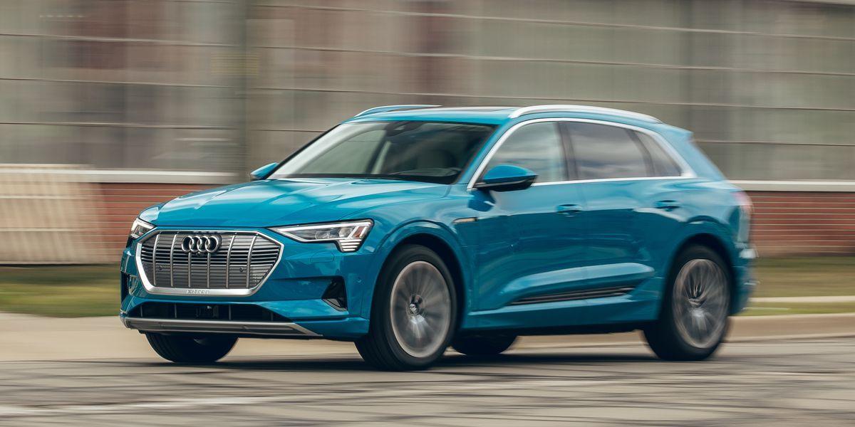 2019 Audi E Tron Is An Ev Hiding In Plain Sight Audi E Tron Audi E Tron