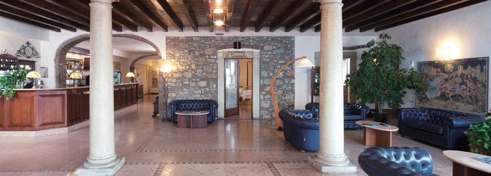 L\'Hotel PriMotel di Brescia è una struttura ricca di fascino ...