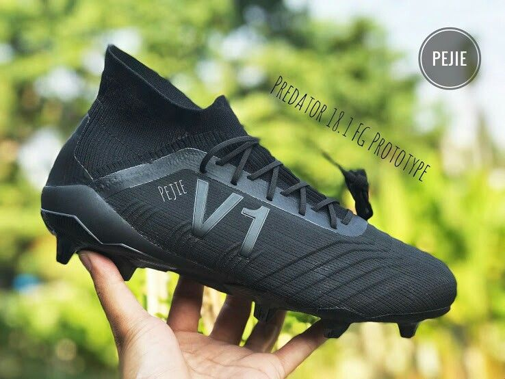official photos 3389a 31167 Adidas Predator 18 V1 Prototype boots leaked