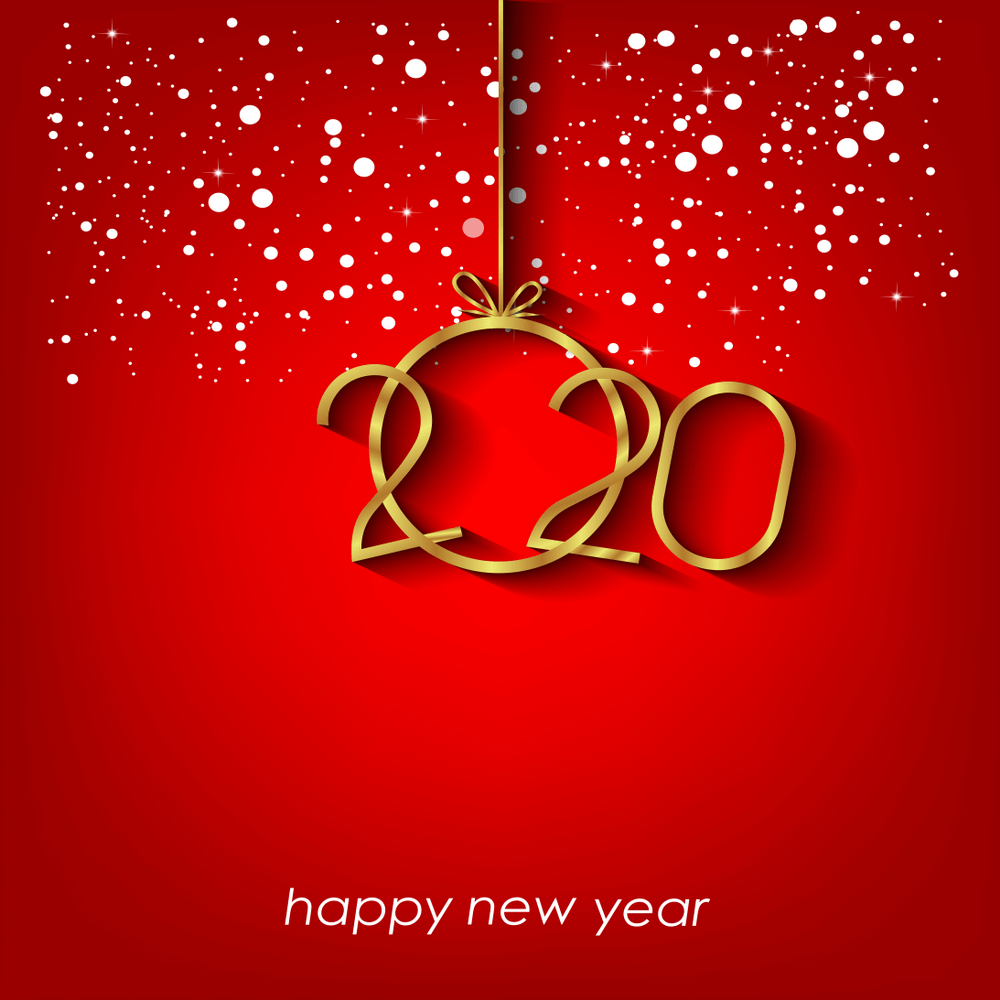 Best Happy New Year Pics 2020 To Wish In Unique Style For Celebrities Happy New Year Happy New Year Pictures Happy New Year Images Happy New Year Wallpaper