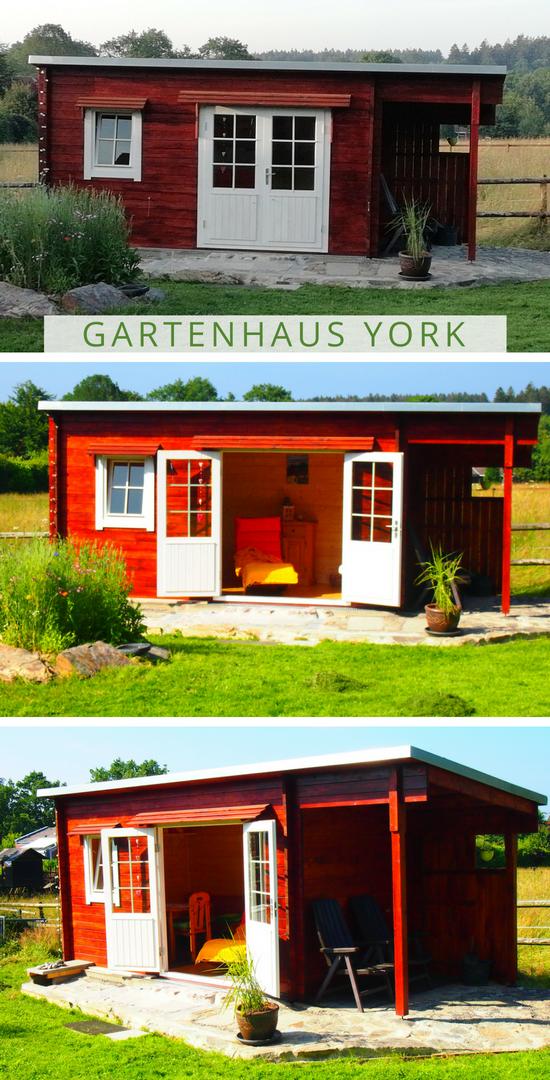Gartenhaus York Mit Schleppdach Gartenhaus Schleppdach Haus
