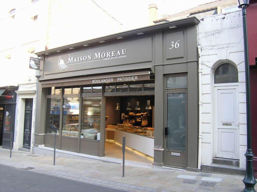 Agencement boulangerie patisserie chocolaterie boulanger - Magasin de deco nantes ...