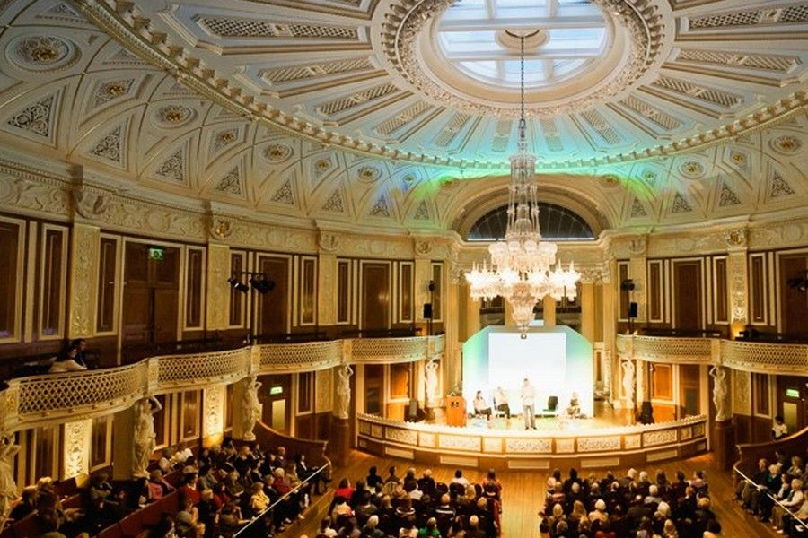 Architex 2015 To Be Hosted At St George S Hall Uk St Georges Hall World Architecture Festival Hall
