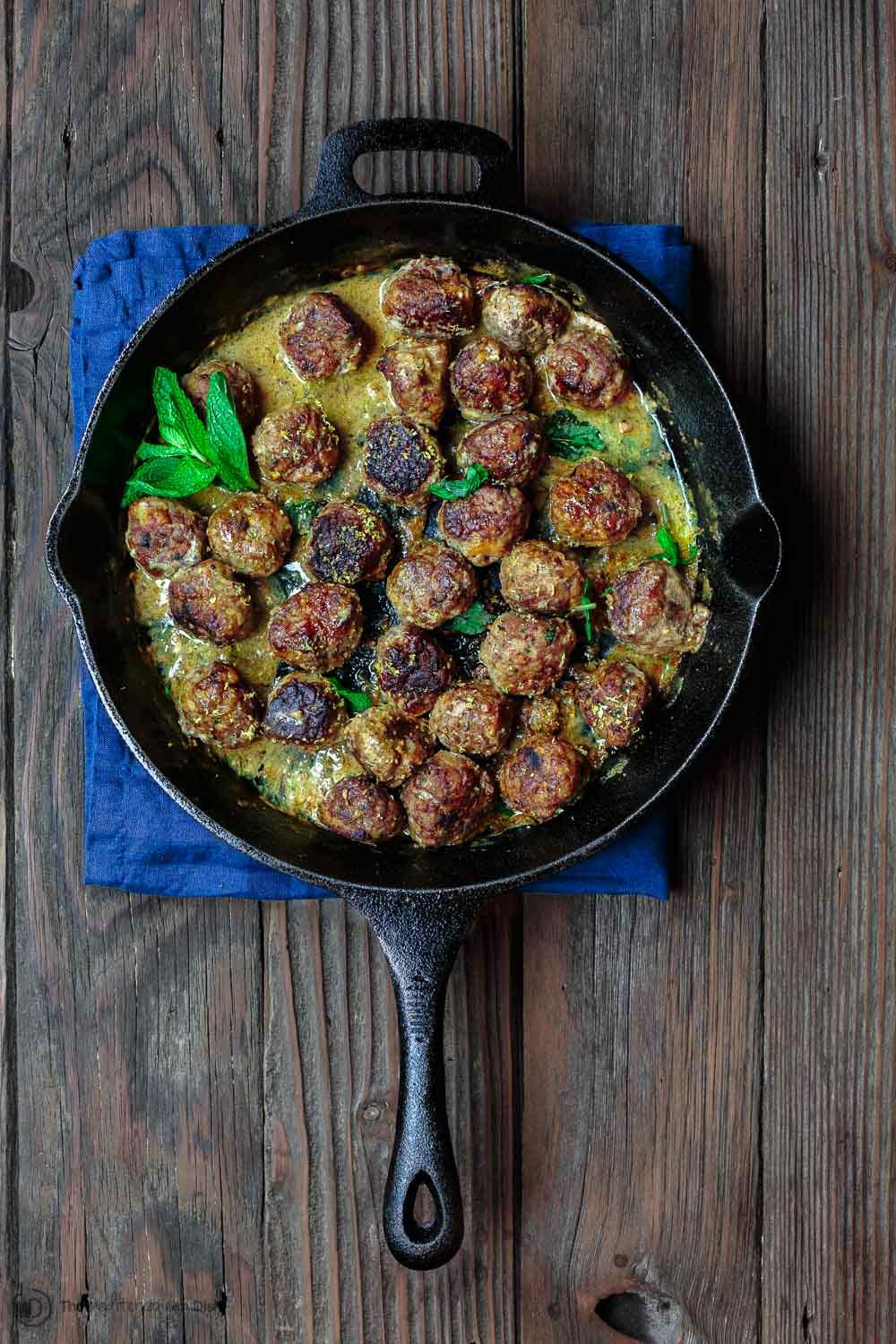 Keftedes greek meatballs recipe part of 21 mediterranean christmas keftedes greek meatballs recipe part of 21 mediterranean christmas brunch recipes the mediterranean dish greek food recipesmeat recipesdinner forumfinder Image collections