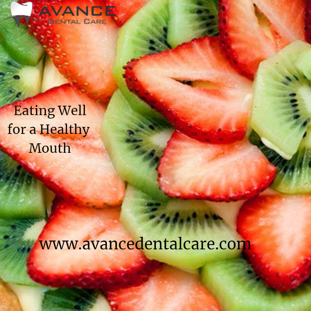 Eating Well For A Healthy Mouth