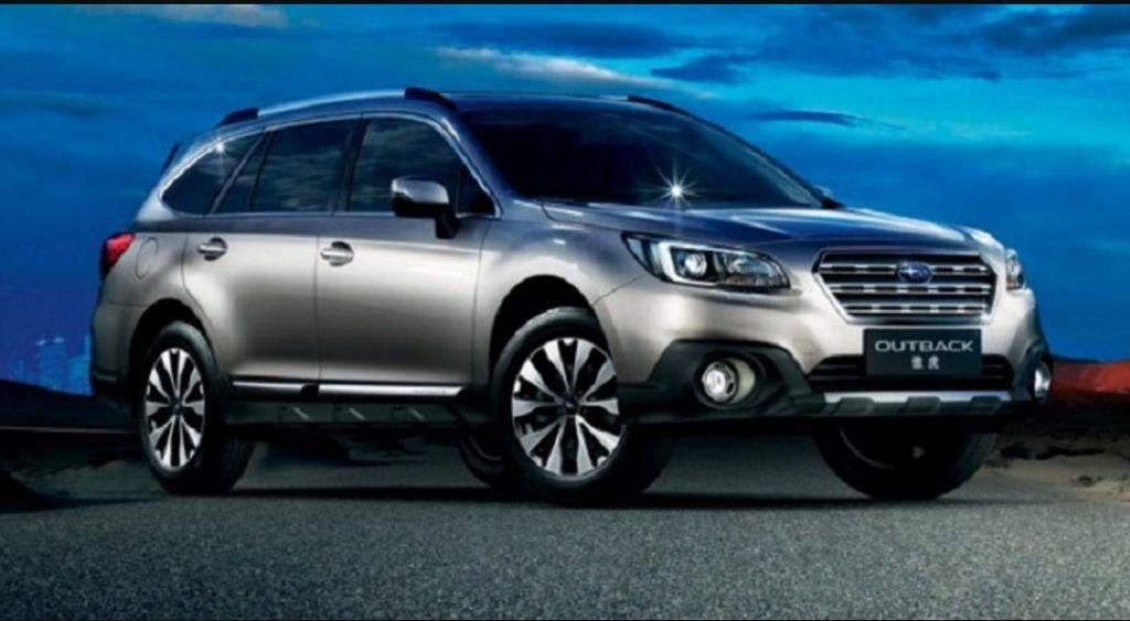 2018 Subaru Outback Concept And Performance Subaru Outback 2018 Subaru Outback Boxer Engine