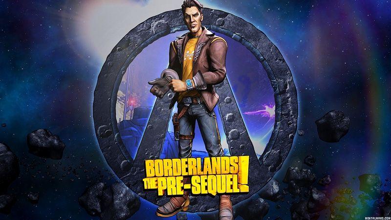 Borderlands the PreSequel Jack Wallpaper